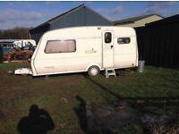 Colchester 1500-2 Caravan