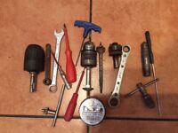 Lot of hand tools carpentry welding mechanic