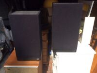 Pair of KEF 303 speakers