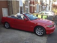 BMW Convertible with Sat Nav / will swop for super sport Bike with in samilar price.