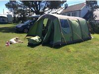 Vango Airbeam tent Utopia 400 .