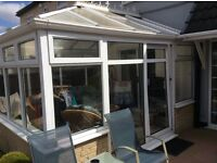 Conservatory 3.90 long 3.40wide bilsthorpe.