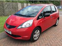Honda Jazz - Red - 2010 - 1.2 - 55k miles lovely car
