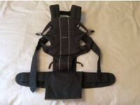 """Baby Bjorn baby carrier """"Comfort"""" with organic cotton in excellent condition"""