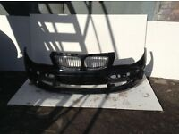 BMW 1 series 2008-2012 front bumper £45