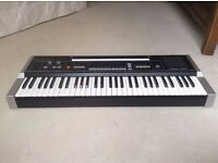 Casiotone 1000P Keyboard with case