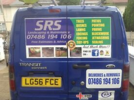 Gardening services from quick tidy ups to landscaping and much more