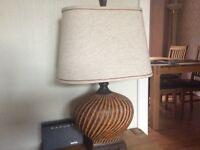 Table lamp lovely condition