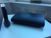 TiVo box and router