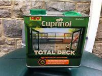 Cuprinol Total Deck NEW