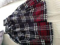 Ladies fleece coat