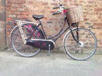 Gazelle basic ladies large Dutch bike
