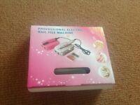 New nail file boxed set