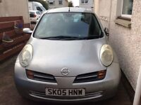 Nissan Micra 05 Plate,Ideal for Parts