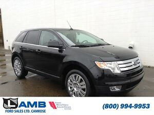 2010 Ford Edge Limited 220A AWD Leather seats Power seats Moonro