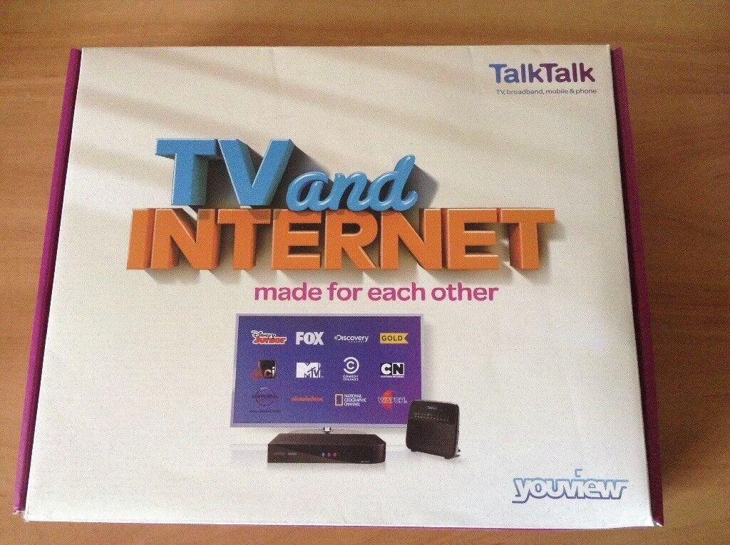You view talk talk box