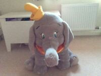 Large dumbo teddy