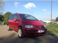 Volkswagen sharan 1.9 tdi 2007