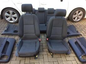 Audi A3 Interior with seats and door cards