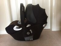 Cybex Aton Car Seat and isofix base
