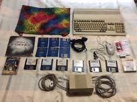 Commadore Amiga A500 with 512K upgrade. Good condition.
