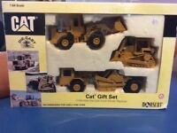 CAT DIECAST CONSTRUCTION VEHICLE MODELS by NORSCOT