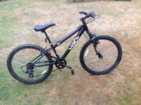 Junior Bike - Black Hood V4