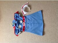 Nurse Fancy Dress Outfit age 3-5