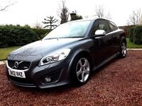 Volvo C30 R Design 2.0 (2012) Coupe for sale - good condition throughout. 58000 miles