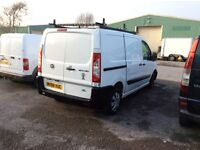 Fiat scudo 16 diesel mot ready to go bargin