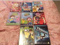 Kids bundle of dvds