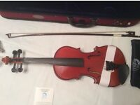 Stentor Student II ½ size Violin outfit, new condition and unused.