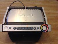 Tefal healthy opti grill