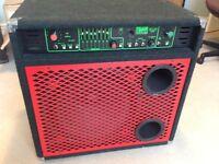 Trace Elliot GP7 SM 300 Bass amplifier for sale
