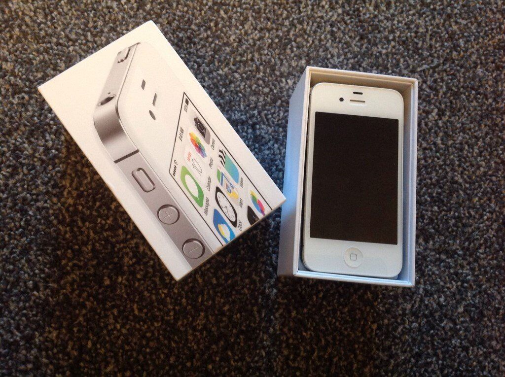 iphone 4s unlockedin NewportGumtree - The Apple 4s runs on iOS operating system and offers useful features. This white smartphone is powered by a reliable processor, ensuring stable performance. The Apple phone has a 3.5 in. display providing clear visuals. In addition, Apple 4s features...