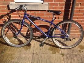 Ridgeback mountain bike 16 inch frame
