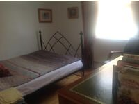 Double room to rent available short term