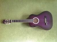 Ashton 3/4 size guitar.