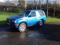 Vauxhall frontera 2.5 Tds parts, repair or project