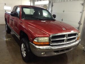 1999 Dodge Dakota SLT/Sport/De base