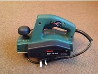 Bosch PHO 15-82 electric hand planer,new blades fitted excellent working order ,no dust bag.