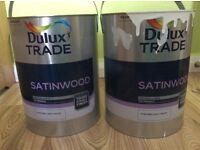 dulux trade satinwood paint