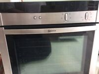 Neff Single Built under electric oven