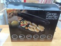 George Forman fat reducing grill