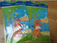 New In The Night Garden party bags, 2 packs of 8 -£2 for both packs