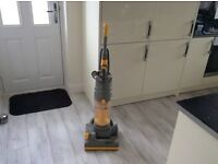 DYSON DC04 YELLOW UPRIGHT VACUUM