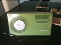 Morphy Richards alarm cd/ radio alarm clock
