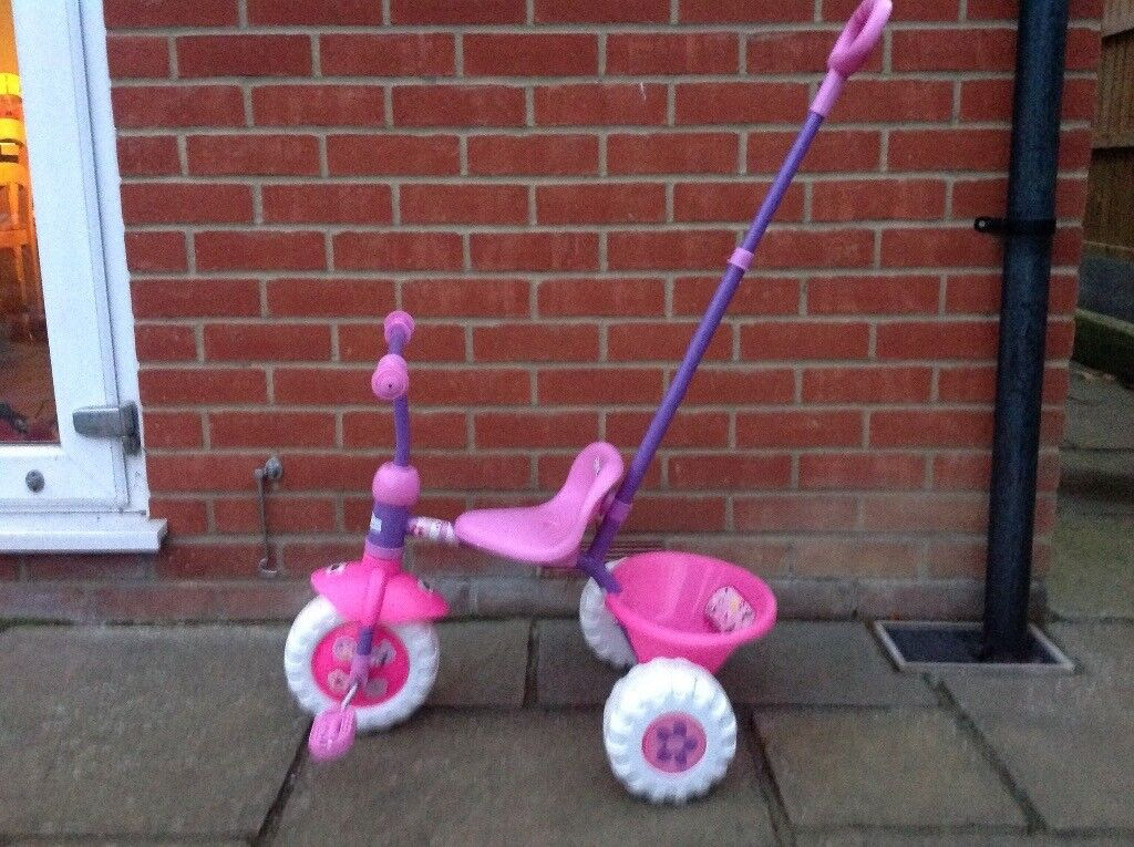 Girls Ben and Holly Trike