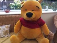 Winnie the Pooh soft toy,