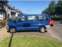Used van Mercedes disel